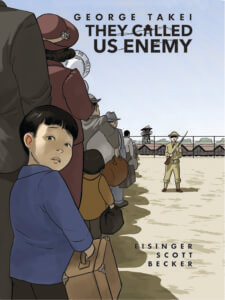 They Called Us Enemy cover by Harmony Becker