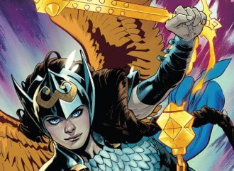 Heavy Is the Hand With the All-Weapon in Valkyrie: Jane Foster #1