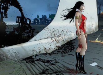 Vampirella #1: WTF Is Up With Her Clothes?