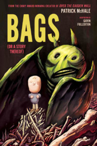 Bags (Or A Story Thereof) OGN SC, Whitney Cogar, kaBOOM, July 2019