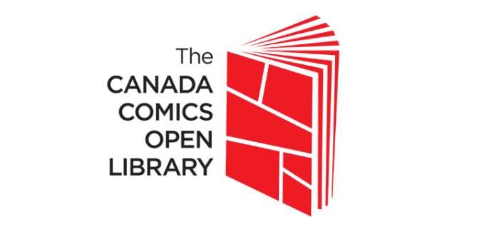 Canadian Comics Library logo