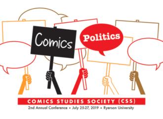 Con(ference) Diary: CSS19 Comics/Politics