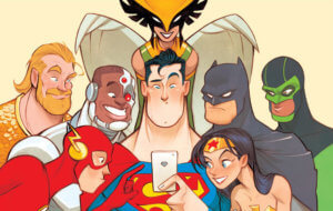 Dear Justice League, Can I Read Some More?