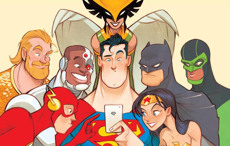 Dear Justice League. Wes Abbott (letterer), Gustavo Duarte (artist), Marcelo Maiolo (colorist) and Michael Northrop (writer). DC Zoom (a DC Comics imprint). August 6, 2019