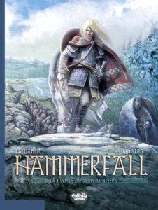Hammerfall Volume 1 Cover-July 17, 2019-Nicolas Fructus