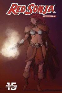 Khoi Pham cover for Red Sonja Vol. 5 #7 - C Dynamite Comics 2019