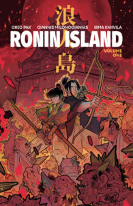 Ronin Island Vol 1 Discover Now Edition, Giannis Milonogiannis, Boom Studios, 2019