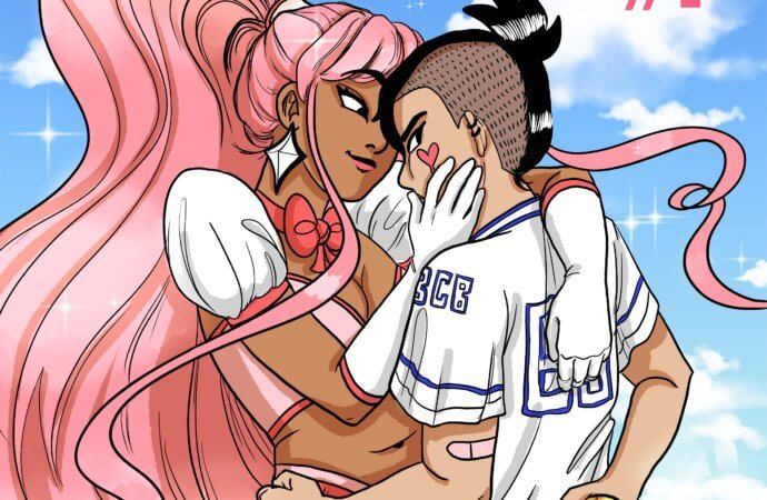 Grandslam Romance #1 is a Cheeky, Unabashedly Queer Comic… And We Love It!