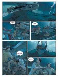 Sole Survivor Book 3 Page 17-July 7, 2019-Jose Malaga