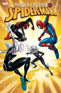 Marvel Action: Spider-Man #9. IDW Publishing.