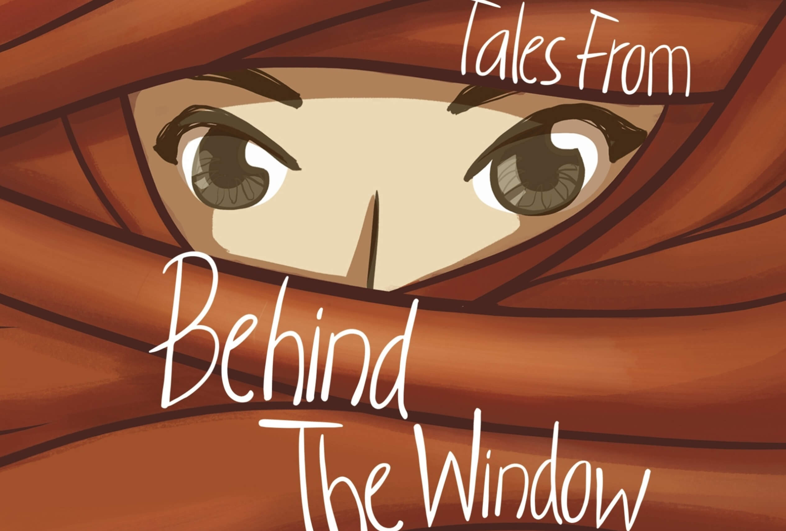 Tales From Behind the Window Cover. Europe Comics. August 2019.