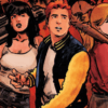 Death Stalks In Archie vs Predator II #1