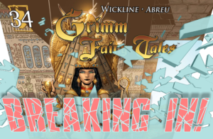 Breaking In! with Grimm Fairy Tales #34: Puss in Boots