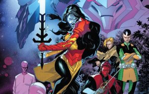 Powers of X #1: The End is the Beginning is the End