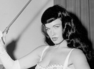 Comics and Kink: Bettie Page, the Dark Angel of Comic Books