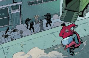 Striking Back At Cobra With G.I. Joe #1