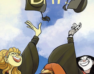 Graduation, Friends Forever: Giant Days #54