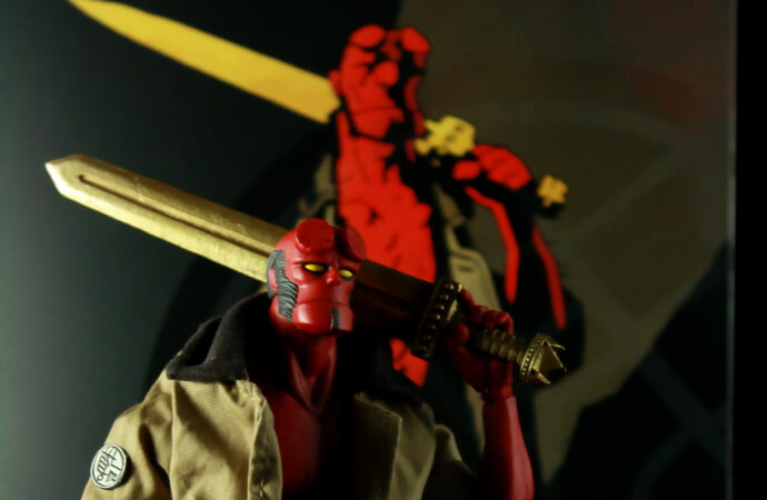 Action Figure Review: Dark Horse Direct Exclusive Hellboy