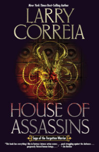 Cover of House of Assassins by Larry Correia