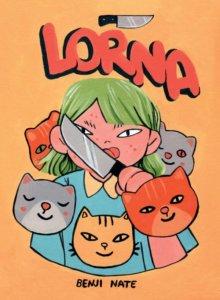 Lorna Cover by Benji Nate image via Silver Sprocket