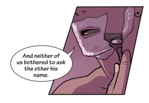 The Croaking, echorise on webtoon, 2019