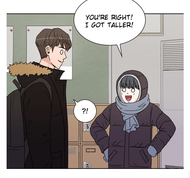 Scorching Romance by Hongchi, webtoon, 2019