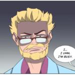 Matchmaker Hero on Webtoon, by Madeline Ince