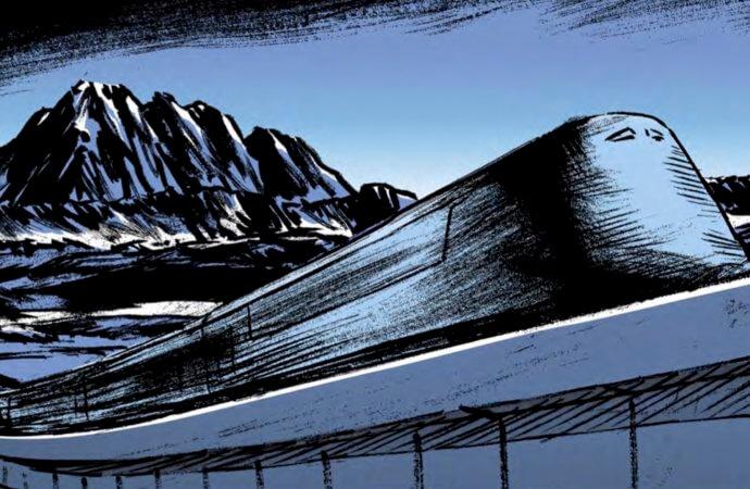 Snowpiercer: Extinction: A Lacklustre Prequel in Meltdown