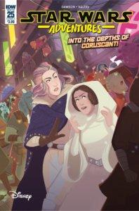 Star Wars Adventures #25. IDW Publishing. September 2019.