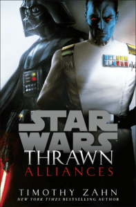 Cover of Thrawn: Alliances by Timothy Zahn