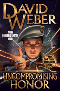 Cover of Uncompromising Honor by David Weber
