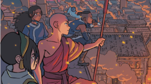 [Exclusive Preview] Aang and Friends Return in the Avatar: The Last Airbender – Imbalance Part 3 Trade