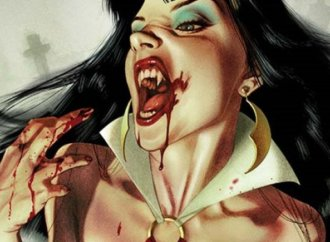 Cover Girl: Vengeance of Vampirella #1