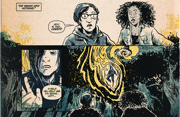 Matthew Erman and Sally Cantirino Talk Emo, Horror, and the Upcoming Dead Beats Anthology