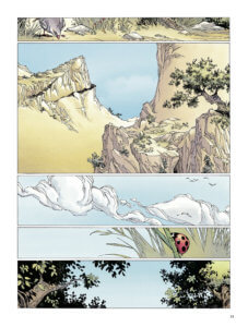 Worlds Unseen Vol 1 Page 31. Europe Comics. September 2019.
