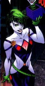 Duella Dent, DC Comics