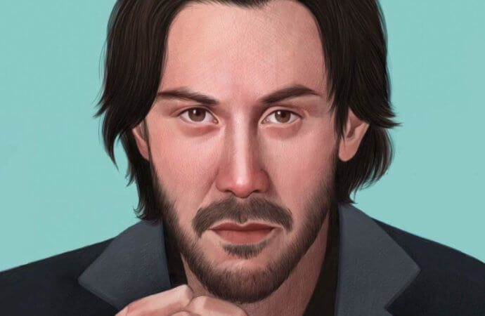 For Your Consideration: Keanu Reeves Is a Second Look at the First Keanussance Man