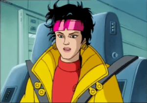 Jubilee in Fox'S X-Men Animated Series, 1994
