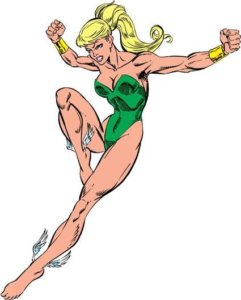 Namorita, Marvel Comics