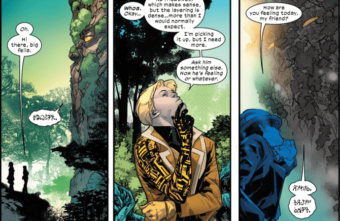 Powers of X #4: It's Cypher's World, We're All Just Living In It