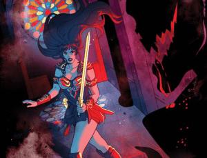 Xena: Warrior Princess #5 Gets Batty