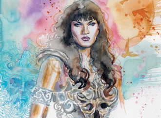 Xena: Warrior Princess #6 Brings it All Home
