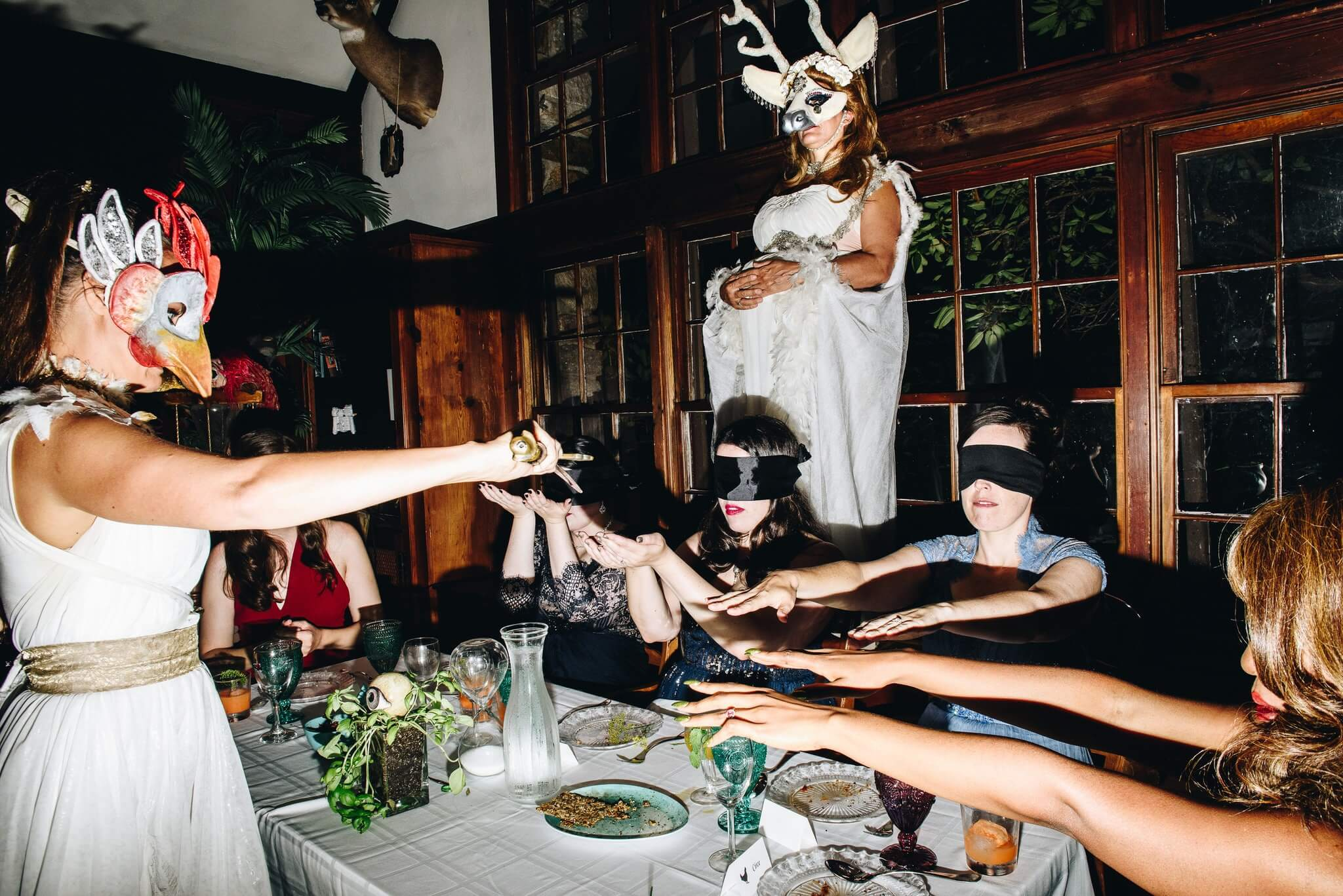Cynthia von Buhler Invites You to The Illuminati Ball - WWAC
