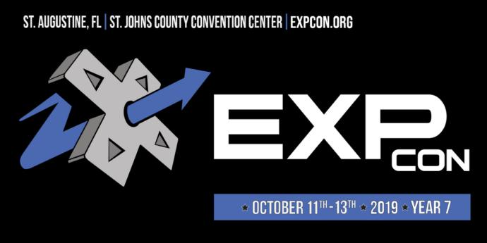 EXPCon 2019 logo