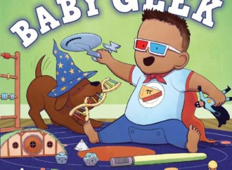 "Prep Baby for Their First Con With ""Baby Geek"""