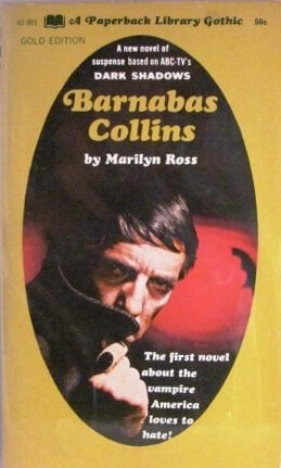 Barnabas collins cover