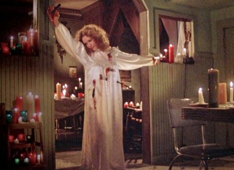 Mrs. White in Carrie