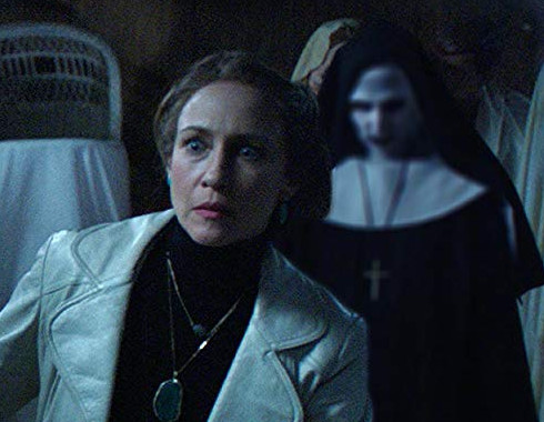 The Nun in Conjuring 2
