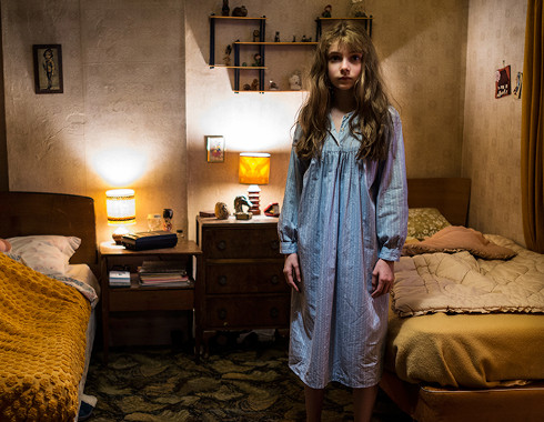 Janet in The Enfield Haunting