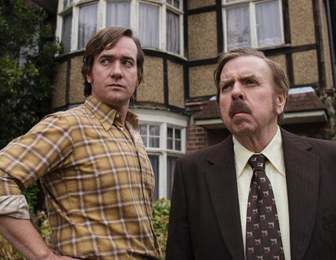 Grosse and Playfair in The Enfield Haunting